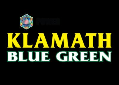 klamath ble green algae